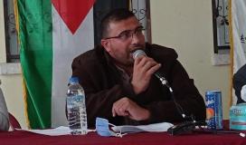 الموجه العام للرابطة الإسلامية الإطار الطلابي لحركة الجهاد الإسلامي في فلسطين الأستاذ سامي البسيوني