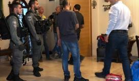 قوات الاحتلال تجبر مقدسيًا بهدم منزله في جبل المكبر ويمهل آخر في سلوان