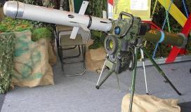 صاروخ اسرائيلي متطور