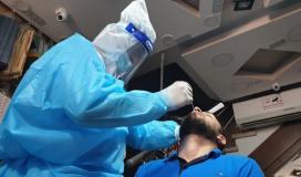 """صحة غزة تعلن توفير الفحص السريع لاكتشاف مصابي """"كورونا"""""""