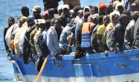 مهاجرين افارقة