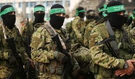 كتائب عز الدين القسام الجناح العسكري لحركة حماس