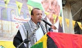 اسامة القواسمي المتحدث باسم حركة فتح