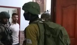 """قوات الاحتلال تعتقل قيادي في """"حماس"""" في جنين"""