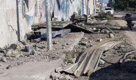 """تضرر منشآت اقتصادية بغزة جراء قصف """"إسرائيل"""