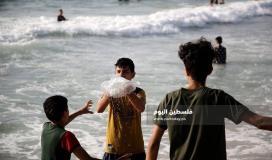 بلدية غزة تصدر تنويهًا هامًا بشأن بمواعيد السباحة في البحر
