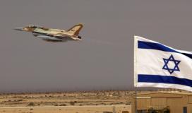 طيران اسرائيلي