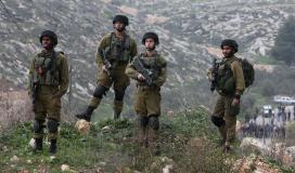قوات الاحتلال - احتلال - جيش الاحتلال