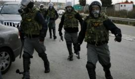 وحدة قمع الاسرى في سجون الاحتلال