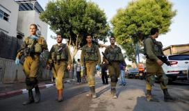 جنود اسرائيليين