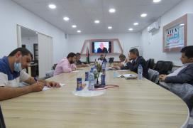 حلقة نقاش في مركز اطلس للدراسات