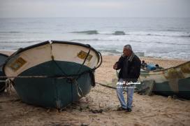 بكر: إغلاق البحر ومنع الصيادين من مهنتهم بسبب سوء الأحوال الجوية