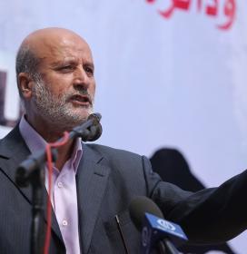 مسؤول دائرة الشهداء والأسرى والجرحى بحركة الجهاد الإسلامي في فلسطين الدكتور جميل عليان