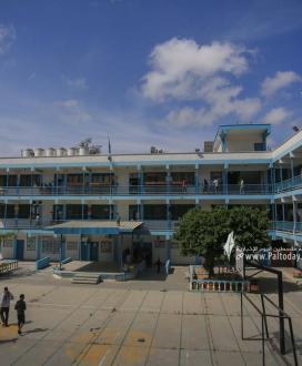 نزوح  آلاف العائلات في غزة.. والأونروا تحول مدارسها لملاجئ