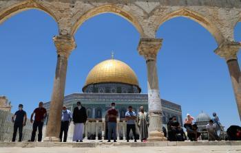دعوات مقدسية لشدّ الرحال إلى المسجد الأقصى بذكرى الأسراء والمعراج
