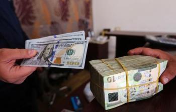 الدولار الامريكي في ليبيا