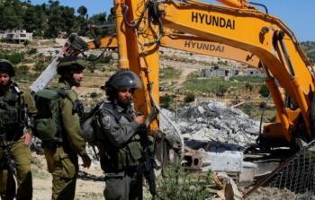 قوات الاحتلال تخطر مقدسيًا من سلوان بهدم منزله وتمهله مدة ثلاثة أسابيع