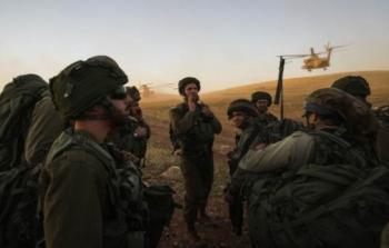 تدريبات إسرائيلية