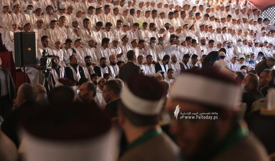 بالصور:مهرجان اللجنة الدعوية لتخريج فوج المؤسس الشهيد د. فتحي الشقاقي